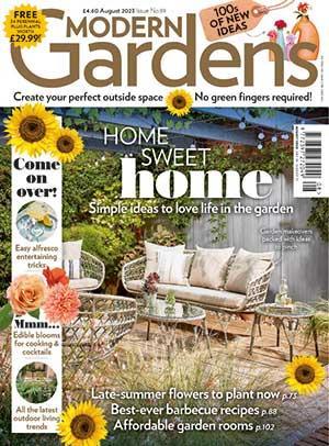 Modern Gardens Magazine Subscription