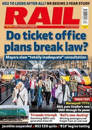 Rail Magazine Subscription