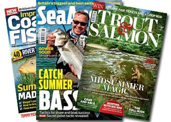 fishing magazines