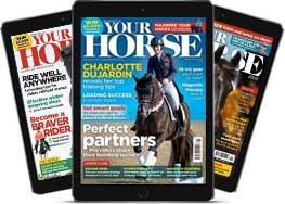 horse magazines