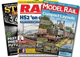 rail magazines
