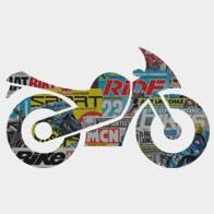Bike magazines cover image