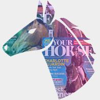 Horse magazines cover image