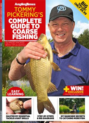 tommy pickerings coarse fishing guide