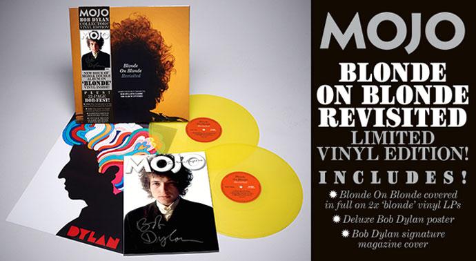 Mojo Bob Dylan Vinyl