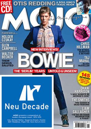 Mojo 288: November 2017 - Bowie