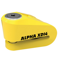 Free Alpha Disc Lock
