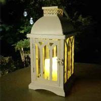 Free French Gothic Candle Lantern