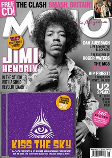 Mojo: Aug 2017 - Jimi Hendrix