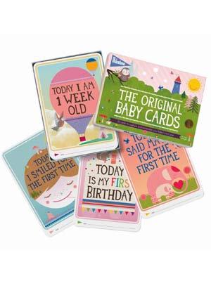 Free Original Baby Photo Cards