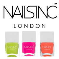Free Nails Inc Gift Set