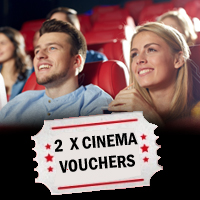 Free Cinema Vouchers with Empire