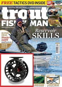 Trout Fisherman + Gift